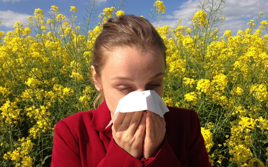 Treating Seasonal Allergies with a Plant-Based Diet and Medicinal Herbs